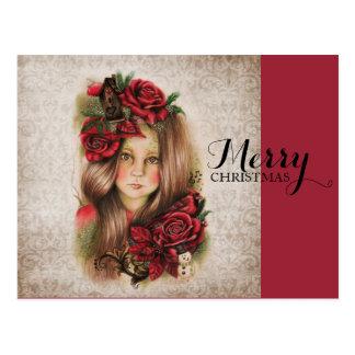 Merry Postcard