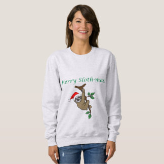 Merry Sloth-mas! Sweatshirt