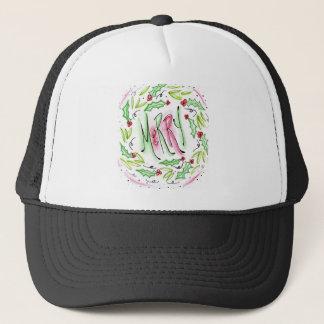 Merry Trucker Hat