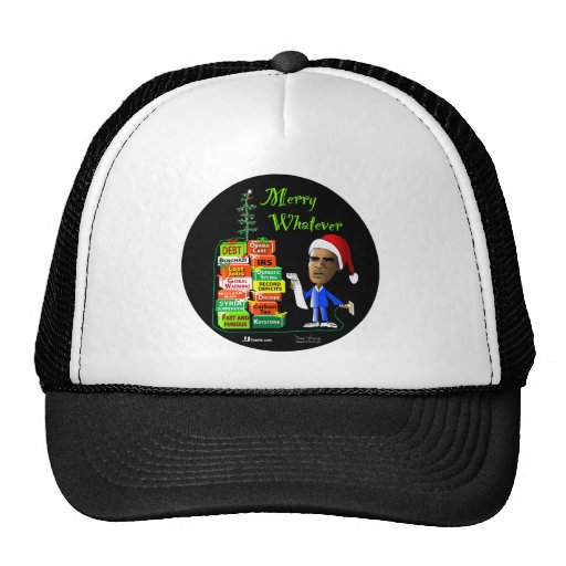 Merry Whatever Hats