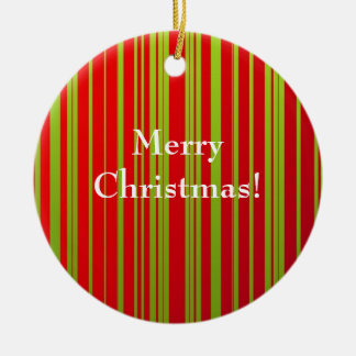 Merry X-mas/Happy New Year Ornament