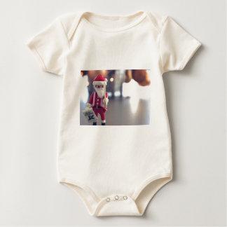 merry-xmas baby bodysuit