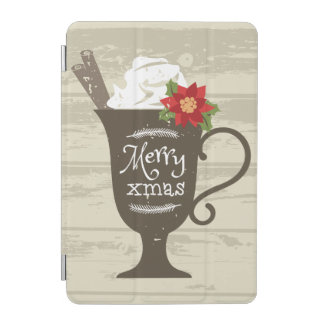 Merry Xmas Holiday Ice Cream iPad Mini Cover