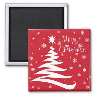 Merry Xmas....., Merry     Christmas Square Magnet