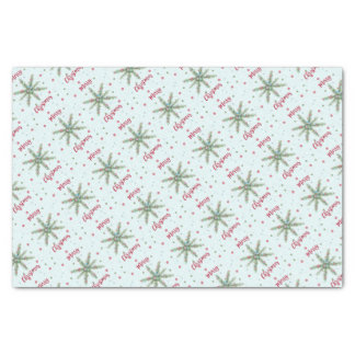 Merry Xmas Tissue Paper