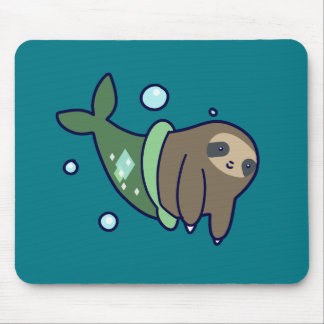 MerSloth Mouse Pad