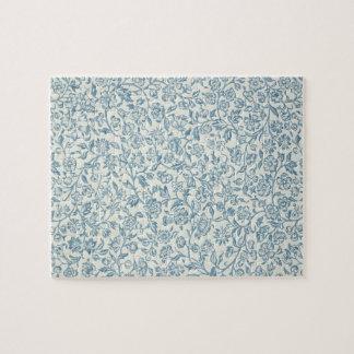 Merton, wallpaper design jigsaw puzzle