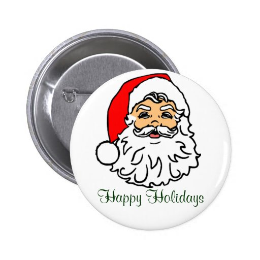 Meryy Christmas_ Buttons