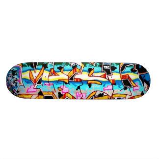 Mes k Tag Custom Skate Board