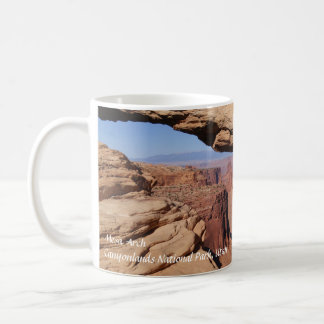 Mesa Arch at Canyonlands NP Coffee Mug