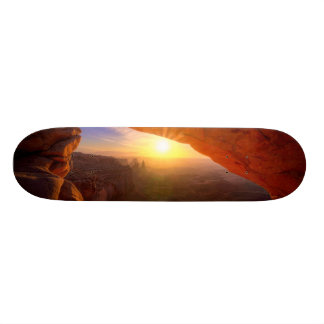 Mesa Arch, Canyonlands National Park 21.3 Cm Mini Skateboard Deck