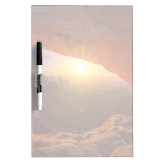Mesa Arch, Canyonlands National Park Dry-Erase Board