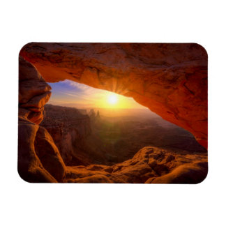 Mesa Arch, Canyonlands National Park Magnet