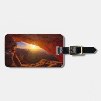 Mesa Arch, Canyonlands National Park Tag For Bags