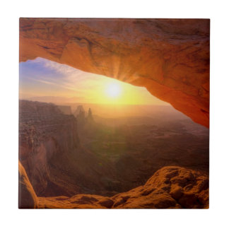 Mesa Arch, Canyonlands National Park Tile
