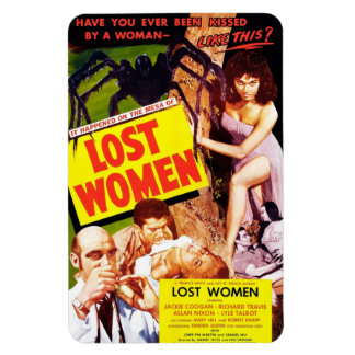 Mesa of Lost Women Magnet