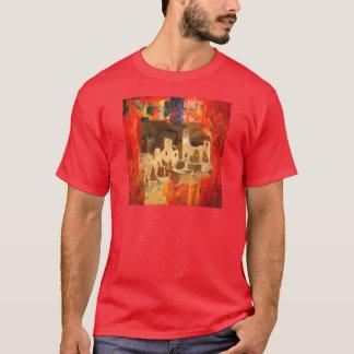 Mesa Verde Adobe Cliffs Southwestern Dark T-shirt