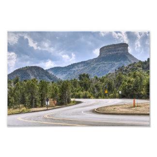 Mesa Verde Art Photo