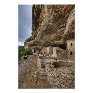 Mesa Verde Cliff Dwellings Art Photo