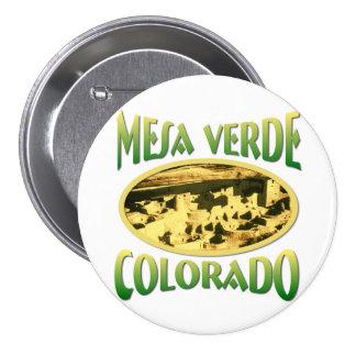 Mesa Verde Colorado 7.5 Cm Round Badge