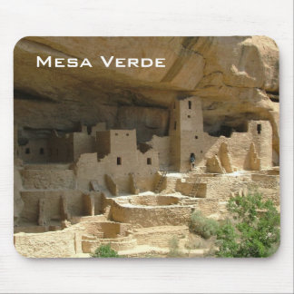 Mesa Verde Mouse Pad