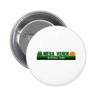 Mesa Verde National Park Buttons