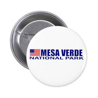 Mesa Verde National Park Button