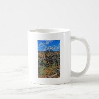 """Mesa Verde National Park"" collection Basic White Mug"