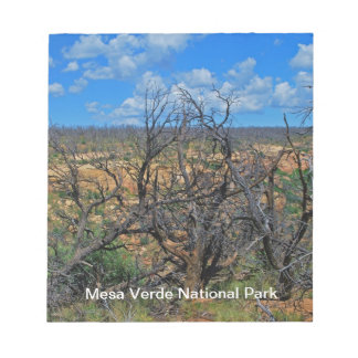 Mesa Verde National Park collection Memo Pads
