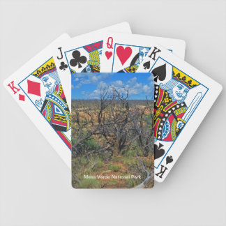 """""""Mesa Verde National Park"""" collection Bicycle Poker Cards"""