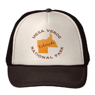 Mesa Verde National Park, Colorado Mesh Hats