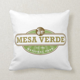Mesa Verde National Park Pillows