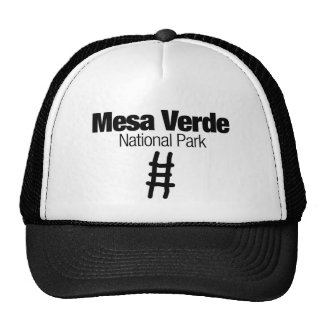 Mesa Verde National Park Mesh Hat