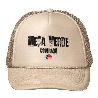 Mesa Verde National Park Trucker Hats