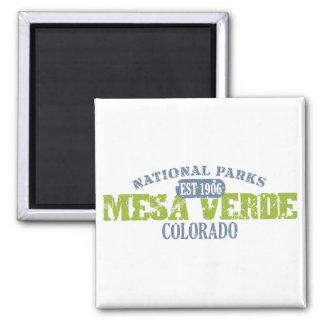Mesa Verde National Park Refrigerator Magnets