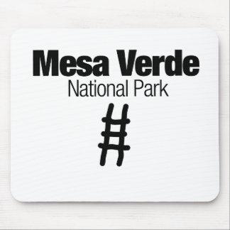 Mesa Verde National Park Mousepad