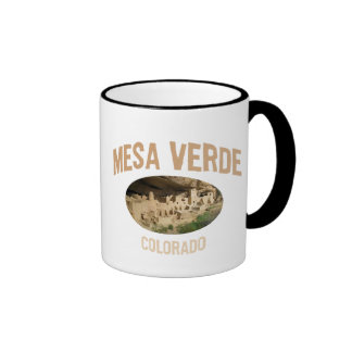 Mesa Verde National Park Coffee Mugs