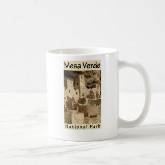 Mesa Verde National Park Coffee Mug