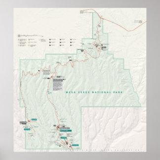 Mesa Verde National Park Print