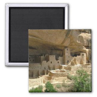Mesa Verde Square Magnet