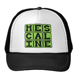 Mescaline, Hallucinogenic Drug Cap