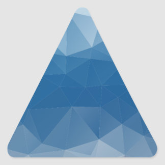 Mesh Triangle Sticker