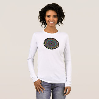 Mesmerizing Prism Long Sleeve T-Shirt