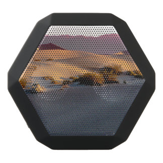 Mesquite Flat sand dunes Death Valley Black Bluetooth Speaker