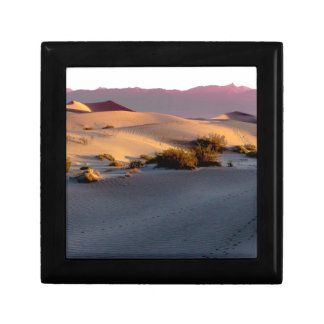 Mesquite Flat sand dunes Death Valley Gift Box