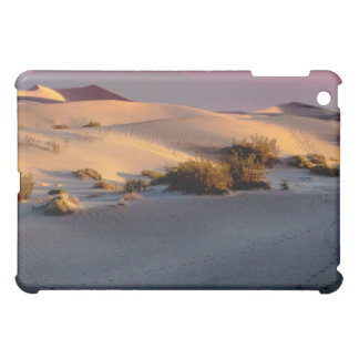 Mesquite Flat sand dunes Death Valley iPad Mini Case