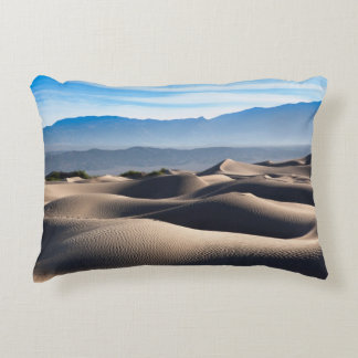 Mesquite Flat Sand Dunes Decorative Cushion