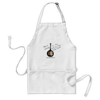 Mess Deck Chef Adult Apron