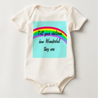 Message  Baby Onsie Baby Bodysuit