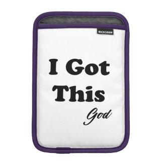 Message From God iPad Mini Sleeve